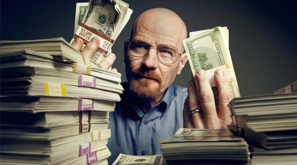Geld! Wat 'n Babelse verwarring!