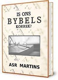 is_ons_bybels_korrek