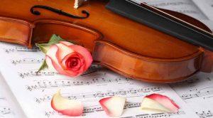 Die geskiedenis van musiek in die kerk