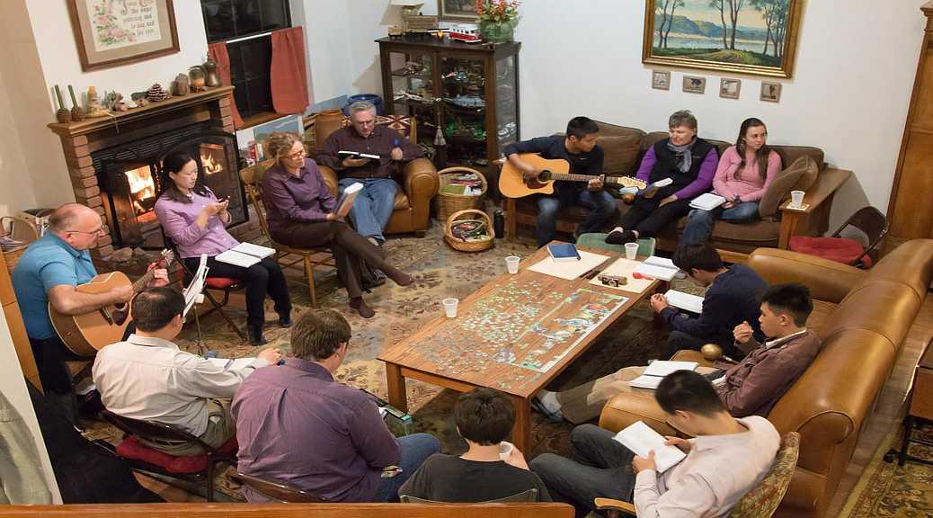 Aanbevelings vir huiskerk gemeente planters